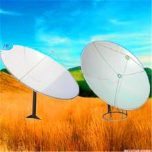 c band 1.2m big satellite tv dish antenna rotator