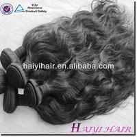 Factory Discount Human Hair Nature Girl Hair Weave