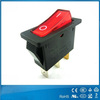 PA66 SPST illuminated electric on off rocker switch with UL approved
