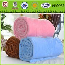 home textile pure color blanket