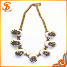 Factory wholesale necklace,fashionable exotic necklace jewelry