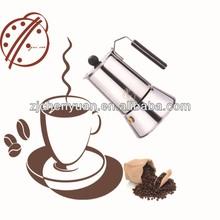 2014 stainless steel enamel coffee pot