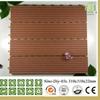 WPC DIY decking tile/solar decking tiles/WPC DIY tile SINODIY03C