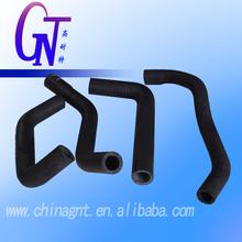 personalizado epdm resistente al calor de la manguera de goma de la tubería