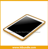 2014 2 in 1 aluminum bumper case for ipad mini, case for ipad mini, cool design ultra-thin hard case for ipad mini