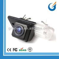 Grace Tech IP 68 CCD Reversing Rearview Camera for Audi A3(original lamp) 2011