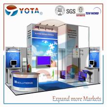 Aluminium exhibition display stands