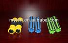 NBR/PVC closed cell elastomeric rubber fire retardant foam insulation board