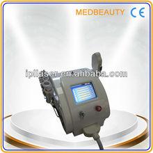 4 llaves del E - luz ipl láser RF cavitación ultrasónica cosmetología equipo