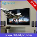 الصين 3d كل وجهاز كمبيوتر واحد يمكن للمرء أن مفتاح التبديل إلى الإسقاط 3d والدعم ظل السحاب مقارنة مع سامسونج 32 بوصة تلفزيون البلازما