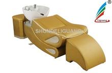 Luxury Series high quality beauty hair Salon Shampoo Chair/Shampoo bed salon furniture