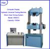 1000 KN Computer display hydraulic universal testing machine+ Worm gear system+ Scientific equipment