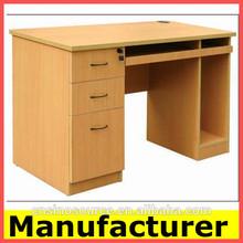 morden wooden office compact computer desk /computer table/ computer desks