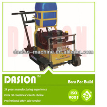 Compact Hand Push Thermoplastic Striping Machine / Pavement Markings Machine for Sale