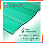 corrugated plastic roofing sheets; solar corrugated polycarbonate sheet for roofing