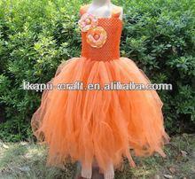 "Hot sale 9"" crochet cute tutus for girl in stock"