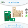 1.6mm cem-3 single sided pcb for solar circuit board with 1.5 oz copper thickness