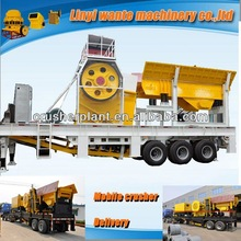 Linyi Wante aluminium can crushing machine