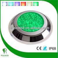Waterproof par56 12V 54W LED wall mounted Swimming Pool Lights