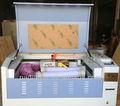 Alta precisión 60 / 80 w RD-6040 / 9060 impresora láser con corte de papel