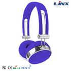 Custom color ear protection headphones mp3