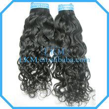 nice looking top beauty 5a grade virgin unprocessed brazilian french curl hair