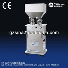 China Sina Ekato Hot-Sales Semi Automatic Machine of Plastic Bottle Filling and Can Filling