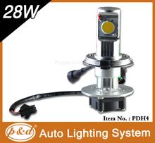 Offroad led driving light 9004 9007 H13 60W Hi/Low beam led headlights bulb h4 hid kits