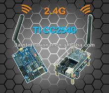 "Things 4.0/CC2540 Bluetooth Development Kit ""Bluetooth 4.0 practical exercise"" ibeacon"
