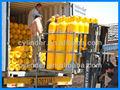 de alta presión industrial cilindro de gas nitrógeno