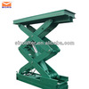 3t hydraulic electric motorcycle lift table