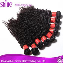 Guangzhu shine hair company co., ltd best selling virgin hair