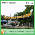 Attraction!!! outdoor amusement theme park rides chinese sliding dragon for sale