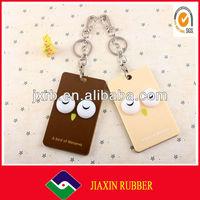 High-quality trendy keychain mini card holder,New Cheap Custom keychain mini card holder