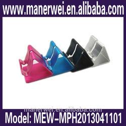 Quality useful aluminum mobile phone holder