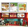 Advertising LED Light Frame Menu Display Board