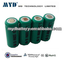 1/2aaaa 1.2v nimh 180mah rechargeable batteries