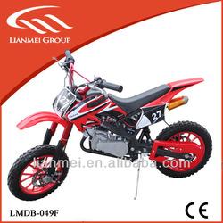 49CC dirt bike /kids kids automatic dirt bikes mini kids dirt bike use big tire with CE LMDB-049F