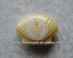 Hot moist soap