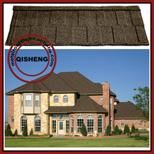 High quality stone coated roof tile artificial synthetic thatched roof