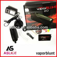 Aslice New Design Multipurpose E-Cigarette Electronic Vapor VaporBlunt 2.0 Dry Herb Vaporizer with Temperature Control System(VB