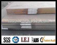 yield strength high tensile steel