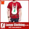Wholesale blank custom t shirt manufactur