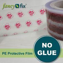 matte black auto protective film surface protection film
