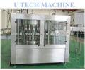 Cgf32-32-10 automática completa embotellada embotelladora de agua mineral línea de producción