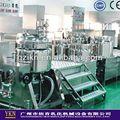 venta caliente ykn crema para la erección de la mezcla de la máquina
