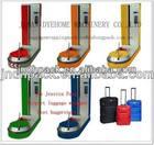 Luggage packing machine/Suitcase film wrap machine