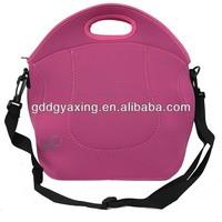 Ladies Neoprene laptop bag both for tote and shoulder