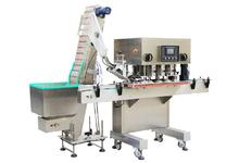shanghai JGX 150 automatic plastic water bottle sealing cap machine