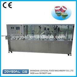 BHJ-4 high capacity filling and sealing machine